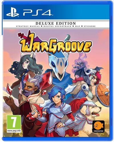 Wargroove (PS4) - 1