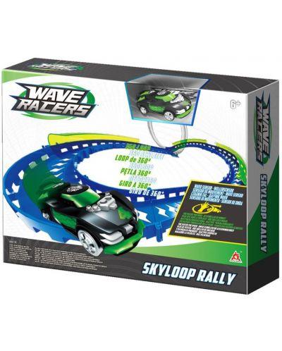 Писта Wave Racers - Skyloop Rally, с кола със сензор за движение - 1