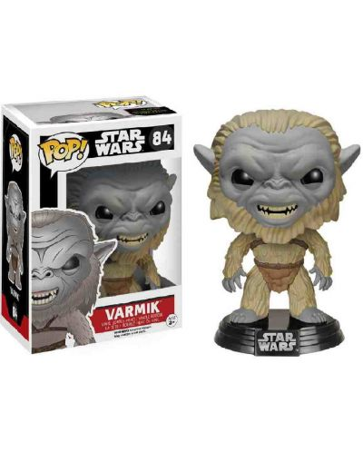 Фигура Funko Pop! Star Wars: Varmik, #84 - 2