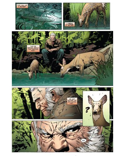 Weapon X Vol. 1 Weapons of Mutant Destruction Prelude - 2