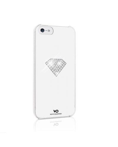 White Diamonds Rainbow за iPhone 5 -  бял - 2