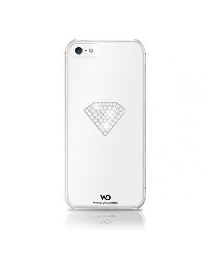 White Diamonds Rainbow за iPhone 5 -  бял - 1