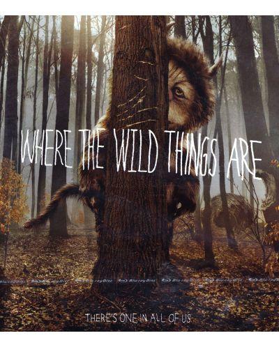 Където бродят дивите неща (Blu-Ray) - 1