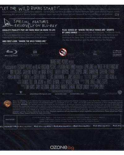 Където бродят дивите неща (Blu-Ray) - 2