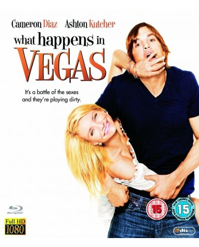 What Happens In Vegas (Blu-Ray) - 1
