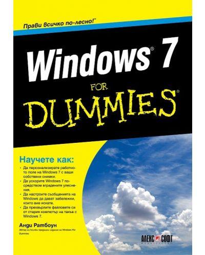 Windows 7 For Dummies - 1