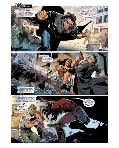 Wonder Woman Vol. 7: Amazons Attacked-4 - 6