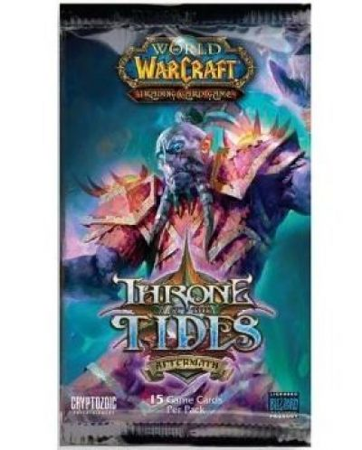 World of Warcraft TCG - Throne of the Tides Booster Pack - 1