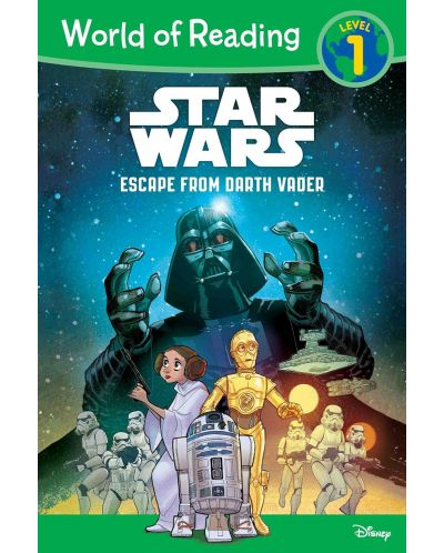 World of Reading Star Wars Boxed Set - Level 1 - 5