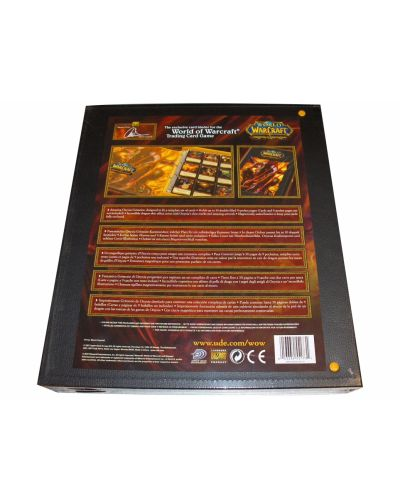 World of Warcraft TCG - Onyxia Deluxe Card Binder - 4