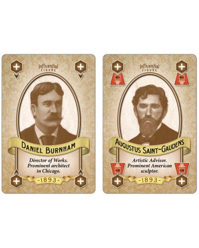 Настолна игра World's Fair 1893 - 7