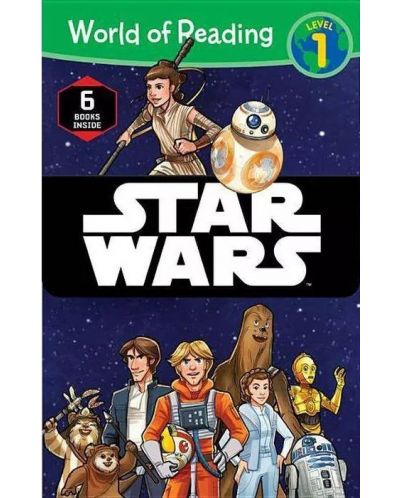 World of Reading Star Wars Boxed Set - Level 1 - 1