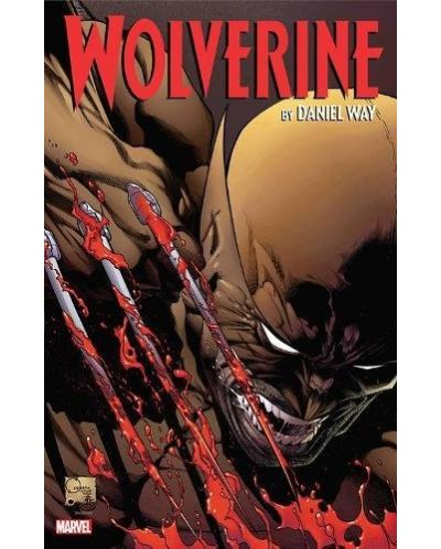 Wolverine by Daniel Way The Complete Collection Vol. 2 - 1