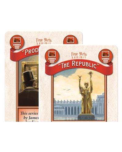 Настолна игра World's Fair 1893 - 5