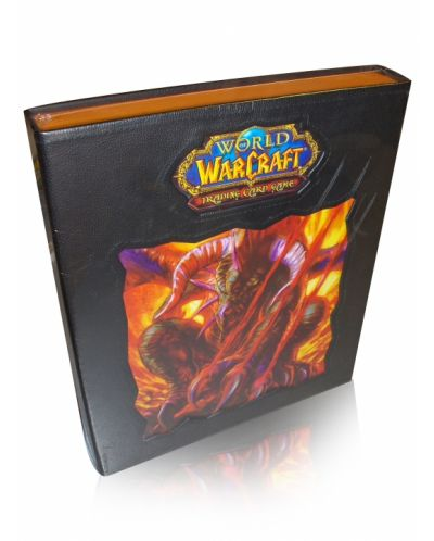 World of Warcraft TCG - Onyxia Deluxe Card Binder - 1