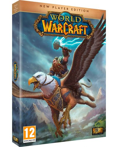 World of Warcraft Battlechest - New Player Edition (PC) - 1