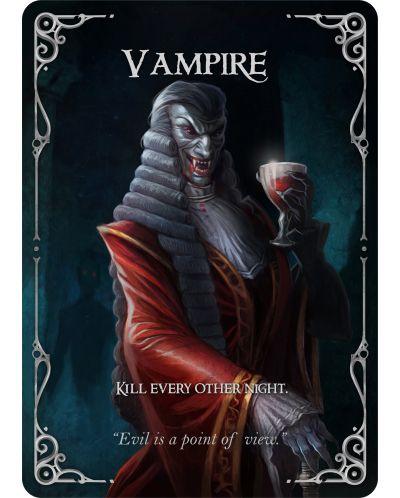 Настолна игра Wolfed, парти, картова - 2