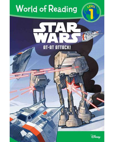 World of Reading Star Wars Boxed Set - Level 1 - 2