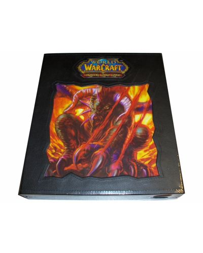 World of Warcraft TCG - Onyxia Deluxe Card Binder - 2