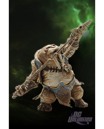World of Warcraft Series 1 Premium Action Figure Tuskarr Tavru Akua 20 cm - 2