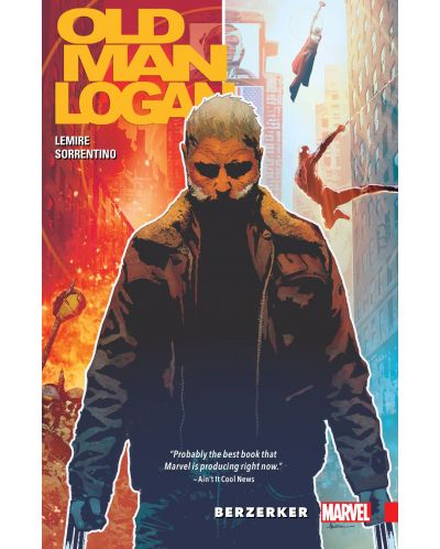 Wolverine Old Man Logan Vol. 1 Berzerker - 1