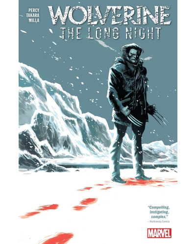 Wolverine The Long Night - 1