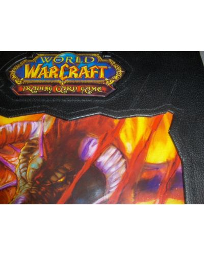 World of Warcraft TCG - Onyxia Deluxe Card Binder - 3