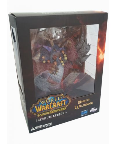 World of Warcraft Premium Series 4 Moonkin - 2