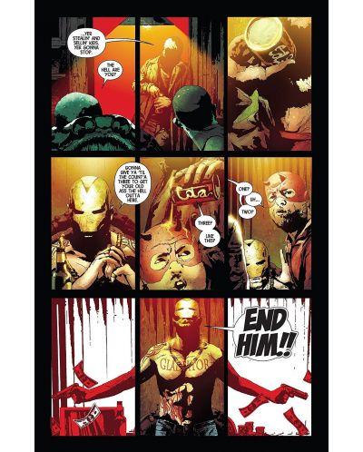 Wolverine Old Man Logan, Vol. 0: Warzones! - 3