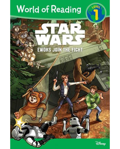 World of Reading Star Wars Boxed Set - Level 1 - 6