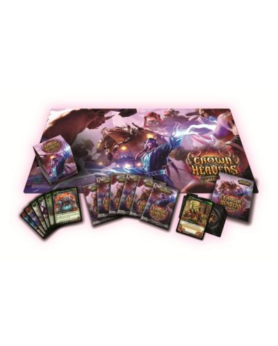 World of Warcraft TCG - Crown of the Heavens Epic Collection - 2