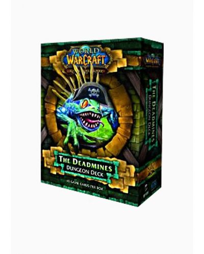 WOW TCG Dungeon Deck - The Deadmines - 1