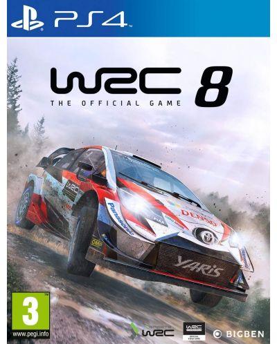 WRC 8 - 1