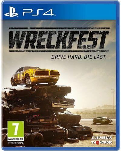 Wreckfest (PS4) - 1