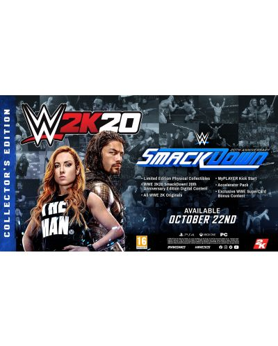 WWE 2K20 - Collector's Edition (Xbox One) - 5