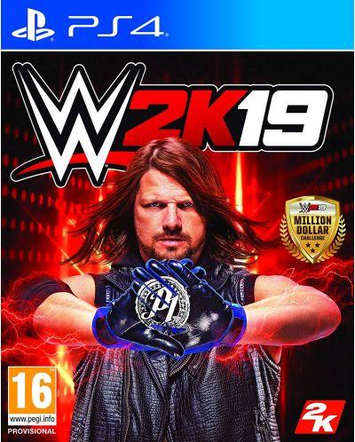 WWE 2K19 (PS4) + Бонус - 1