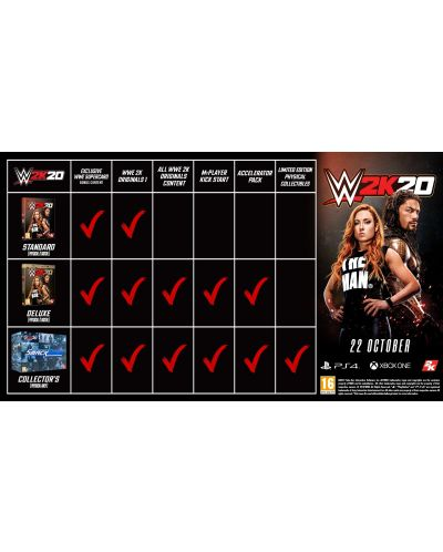 WWE 2K20 - Collector's Edition (Xbox One) - 6