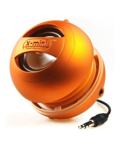 Мини колонка X-mini II - оранжева - 2