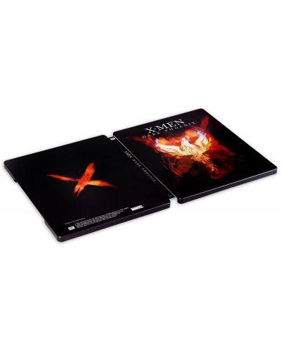 Х-Мен: Тъмния феникс Steelbook (Blu-Ray) - 4
