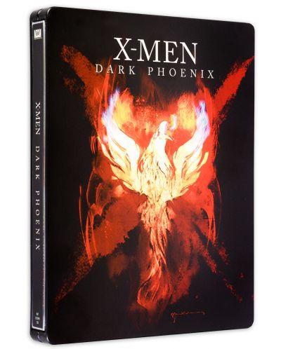 Х-Мен: Тъмния феникс Steelbook (Blu-Ray) - 6