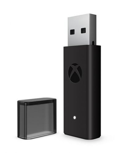 Microsoft Xbox One Wireless Adapter за Windows - 1
