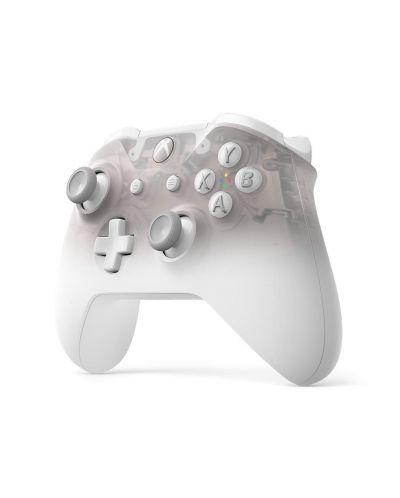 Контролер Microsoft - Xbox One Wireless Controller - Phantom White Special Edition - 2