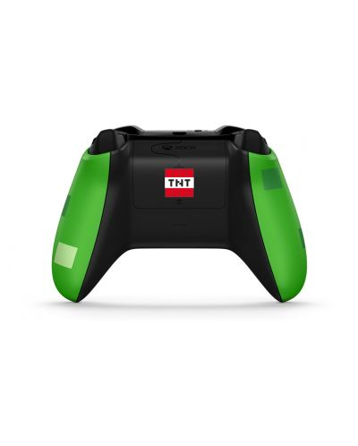 Microsoft Xbox One Wireless Controller - Minecraft Creeper - 4