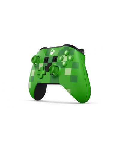 Microsoft Xbox One Wireless Controller - Minecraft Creeper - 3