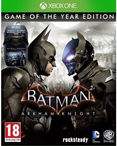 Batman Arkham Knight GOTY (Xbox One) - 1