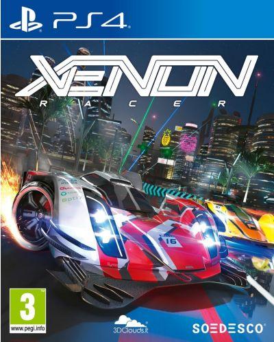 Xenon Racer (PS4) - 1