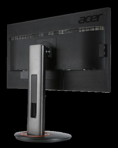 "Геймърски монитор Acer - XF240QP, 23.6"", FHD, 144Hz, FreeSync, 1ms, черен - 7"