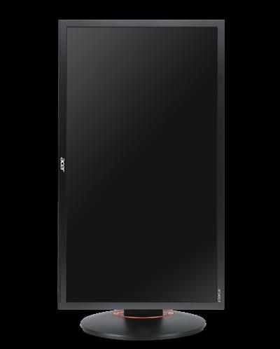"Геймърски монитор Acer - XF240QP, 23.6"", FHD, 144Hz, FreeSync, 1ms, черен - 6"
