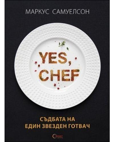 Yes, chef. Съдбата на един звезден готвач - 1