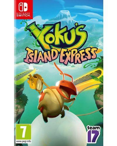 Yoku's Island Express (Nintendo Switch) - 1